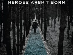 Image for Heroes Aren't Born