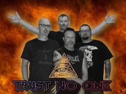 Image for Trust No One