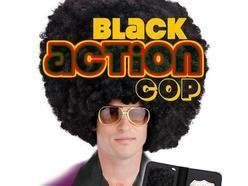 Image for Black Action Cop