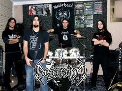 Image for DESECRATION