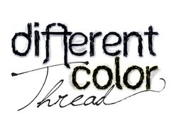 Different Color Thread