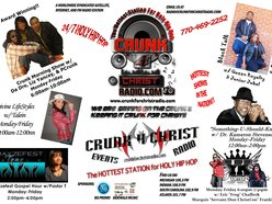 Image for Crunk For Christ Radio