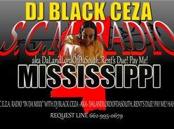 Image for Djblack Ceza- aka DaLandLordOfDaSouth & CEZA CLAN MAFIA