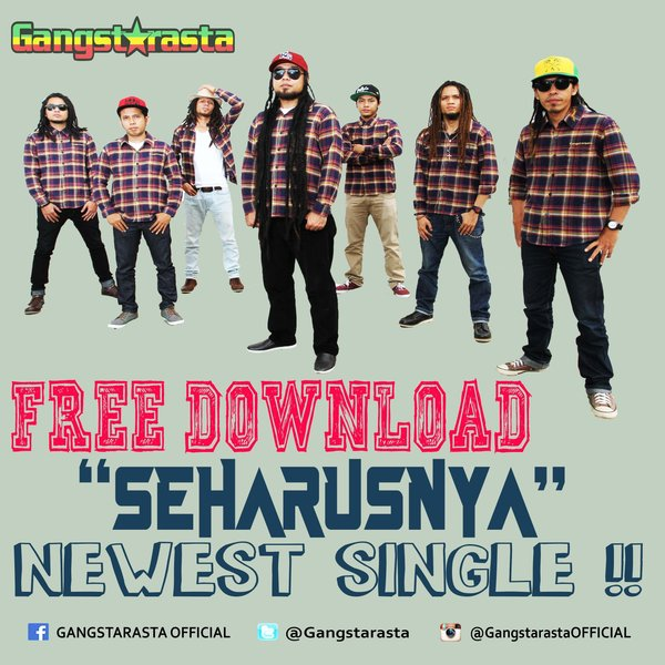Free download: gangstarasta 'seharusnya' citayam area daily.