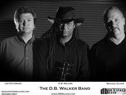 Image for The D.B. Walker Band