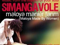 """SIMANGAVOLE """"Maloya Maniér Fanm"""""""