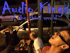 Image for Audio Kings of the third world