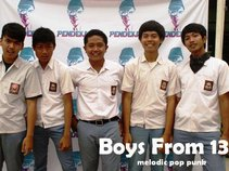 Boys From 13