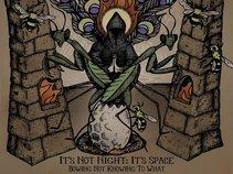 It's Not Night: It's Space