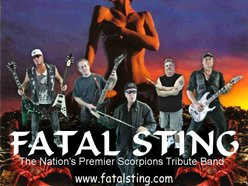 Image for FATAL STING Scorpions Tribute