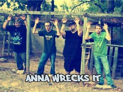 Image for Anna Wrecks It