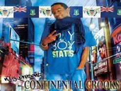 ContinentalCrooks