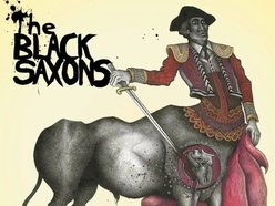 Image for The Black Saxons