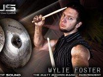 Wylie Foster  *freelance drummer*