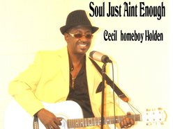 Image for CECIL HOLDEN / HOMEBOY & THE COL