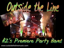 outside the line music