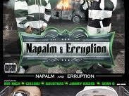 napalm&erruption
