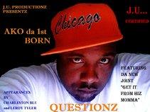 AKO Da 1st BORN