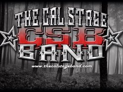 Image for The Cal Stage Band