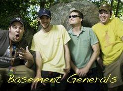 Image for Basement Generals