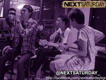 Next Saturday