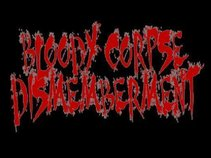 Bloody Corpse Dismemberment