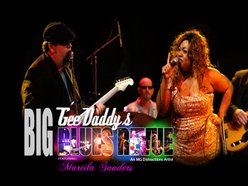 Image for Gee Daddy's BIG Blues Revue, Featuring Martila Sanders