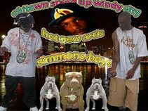 Simmons boy / go hard click