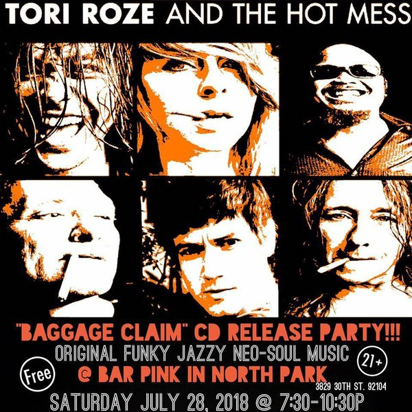 Turbulence by Tori Roze and The Hot Mess | ReverbNation