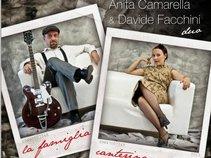 Anita Camarella e Davide Facchini Duo