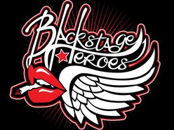Image for Backstage Heroes