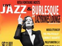 Rita Fontaine - Miss Burlesque Australia 2010