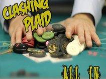CLASHING PLAID