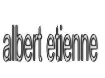 Albert Etienne