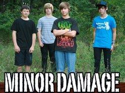 Image for Minor Damage