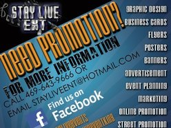 Image for STAY LIVE ENT