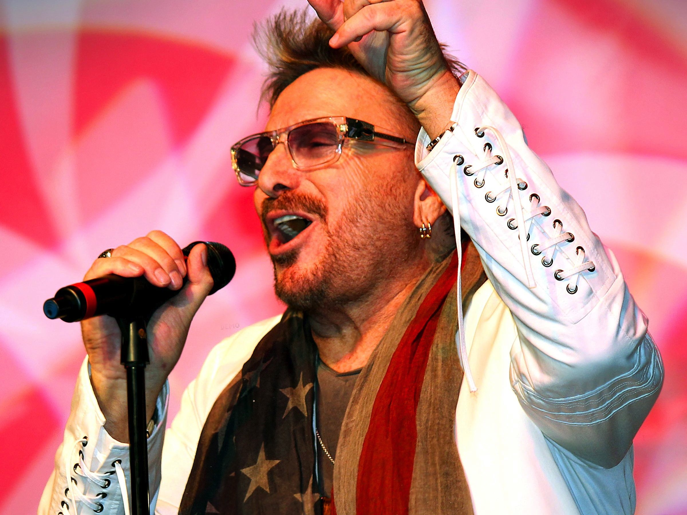 Image for Chuck Negron formerly of Three Dog Night
