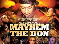 Image for Mayhem The Don