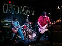 grinding axe