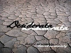 Image for Desiderata