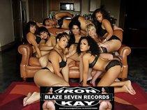 Blaze Seven Records