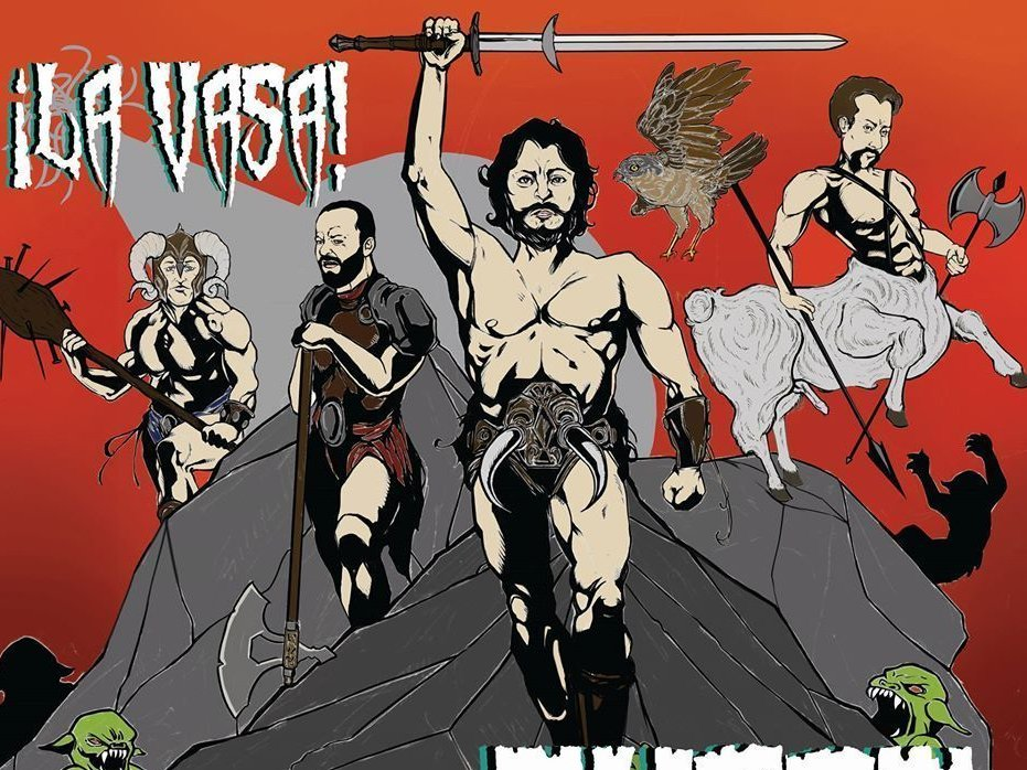 Image for La Vasa!