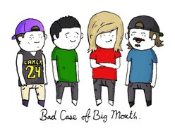 Image for Bad Case of Big Mouth