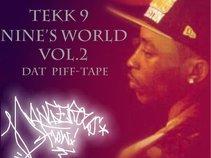 Tekk 9 AKA Ninegunz (Dangerous Flo Records)