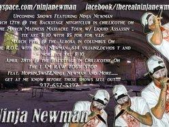 Image for Ninja Newman