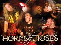 Horns of Moses
