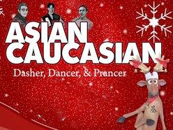 Asian Caucasian