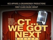 CT...WE GOT NEXT MIXTAPE...