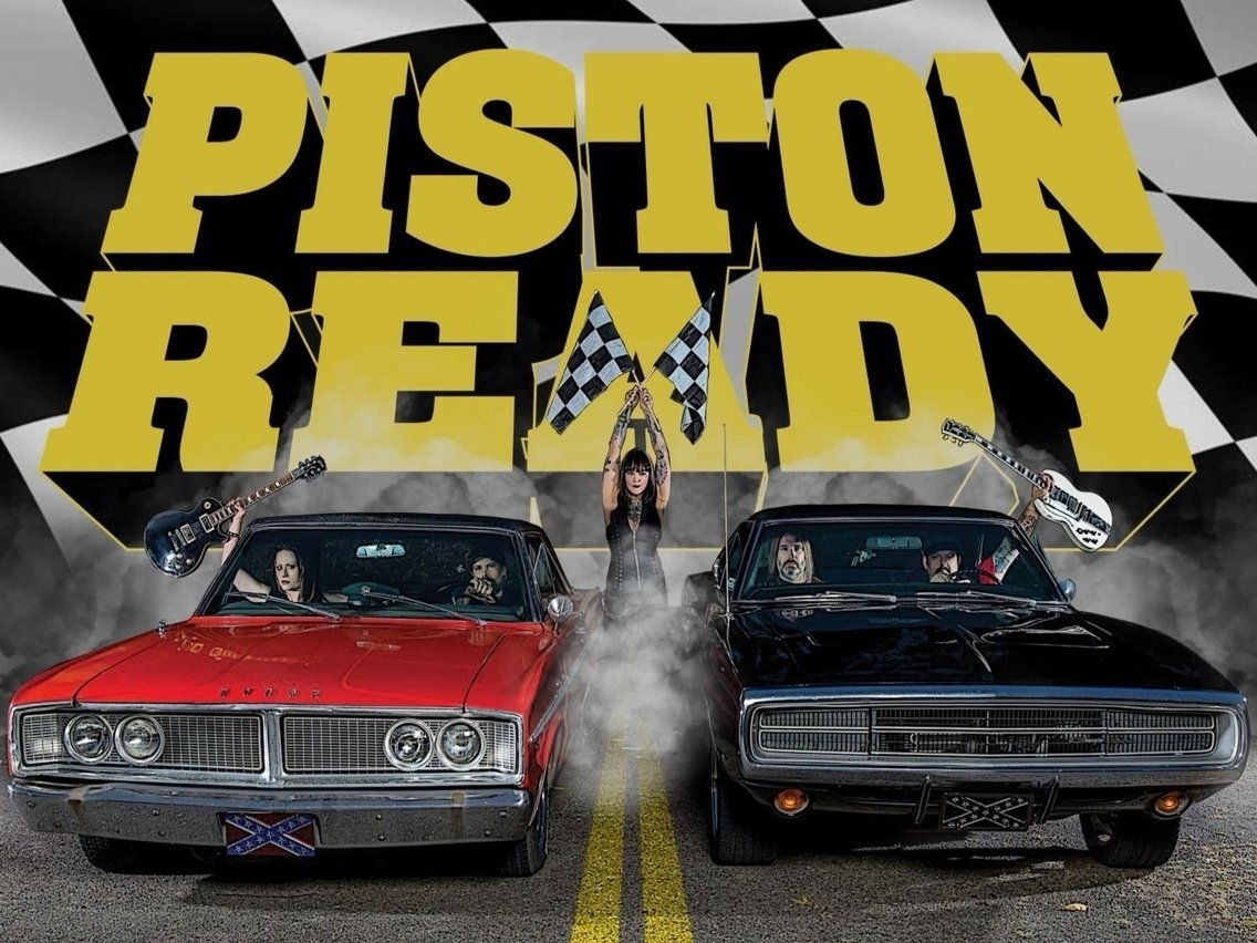 Image for PISTON READY