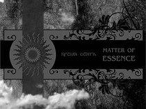MATTER OF ESSENCE (Ru)